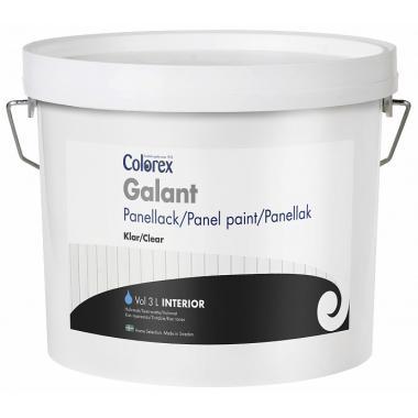 Colorex GALANT полуматовый лак для деревянных поверхностей