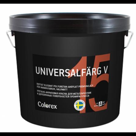 Colorex Universalfarg V 15 Уретано - акриловая краска универсального применения