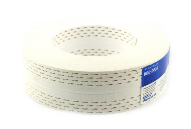 Strait-Flex Uno Bead угловой армирующий композитный профиль в рулоне  57мм*10м