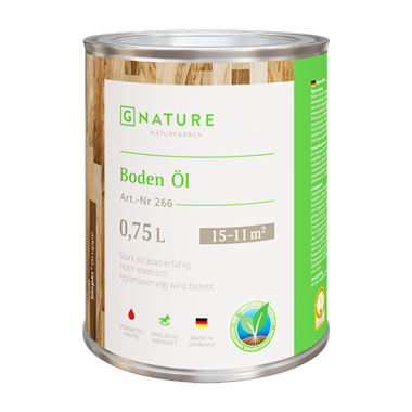 G Nature 266 Масло для пола Boden Öl