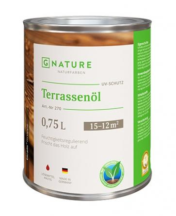 G Nature 270 Масло для террас Terrassenöl