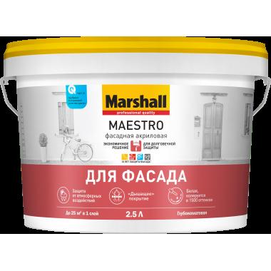 Marshall Maestro фасадная акриловая