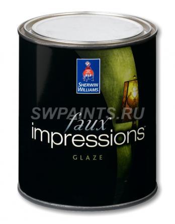 Sherwin Williams Faux Impressions Glaze