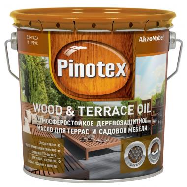 Pinotex Wood and Terrace Oil