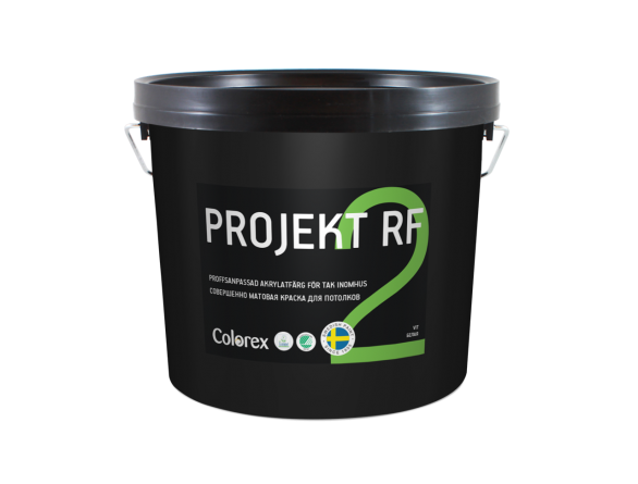 Colorex Projekt 2RF