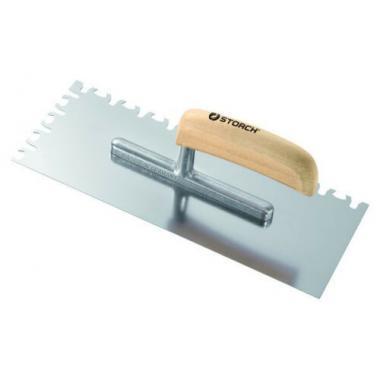 Storch Зубчатый шпатель 280*130 мм 327600
