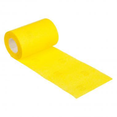 Бумага наждачная, оксид алюминия, 115ммх5м, желтая