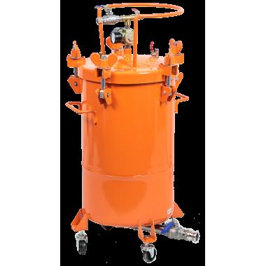 Бак нагнетательный для шпатлевки ASPRO-30L