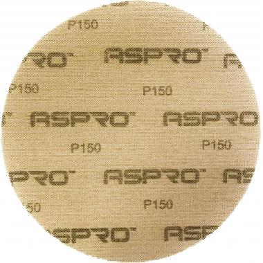 Бумага шлифовальная на сетчатой основе ASPRO D225мм