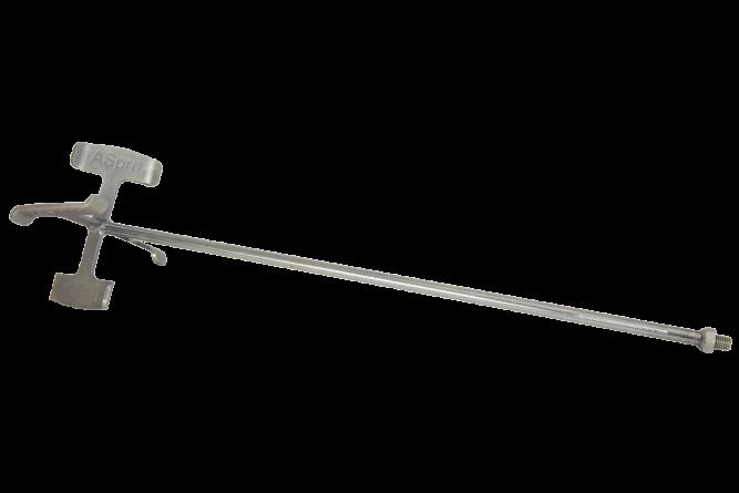 Насадка на миксер для шпатлевок ASPRO