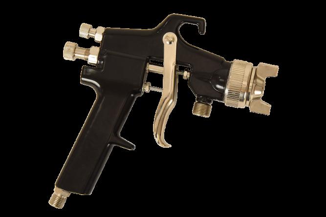 Пистолет ASPRO для шпатлевочных станций