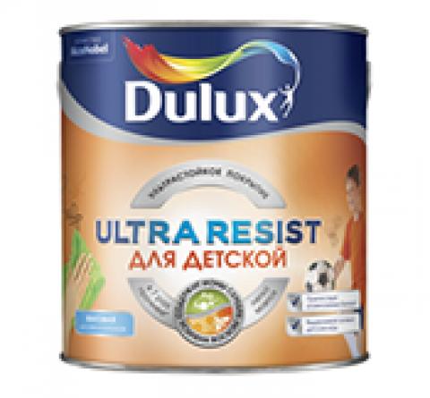Dulux Ultra resist Для детской
