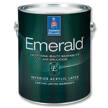 Sherwin Williams Emerald