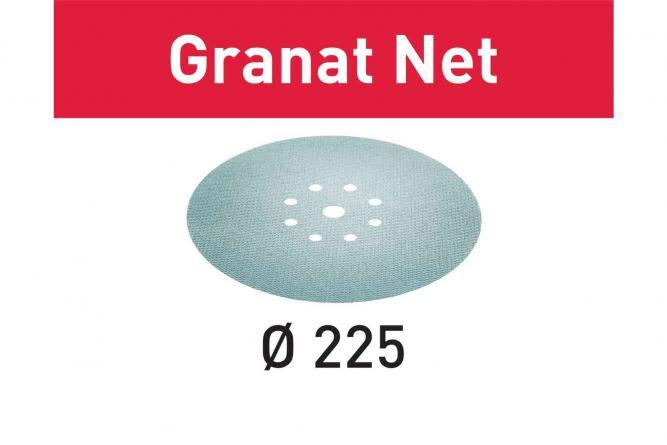 Festool Шлифовальный материал на сетчатой основе Granat Net STF D225 GR NET/25