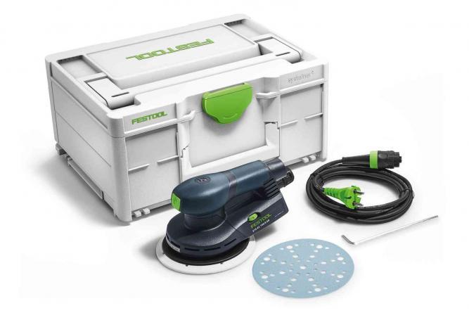 Festool Эксцентриковая шлифовальная машинка ETS EC 150/5 EQ-Plus