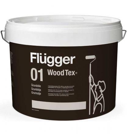 Flugger Wood Tex Grundolie