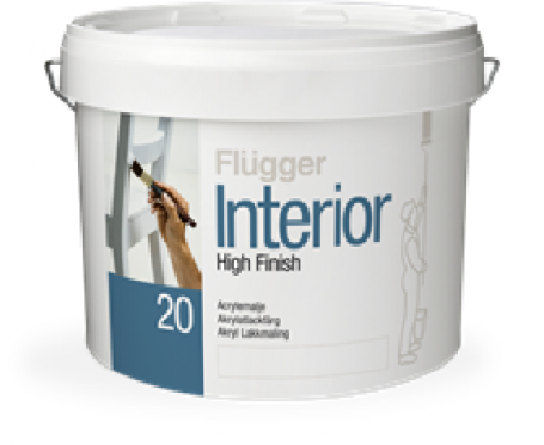 Flugger Interior High Finish 20