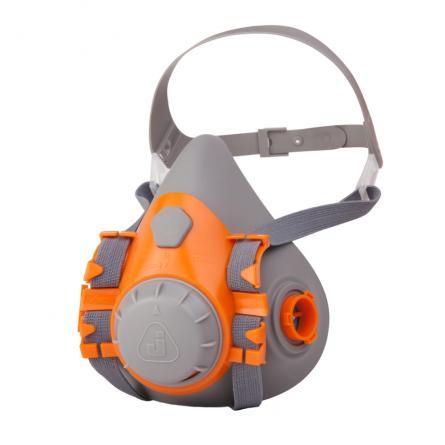 Полумаска фильтрующая из силикона Jeta Safety 6500