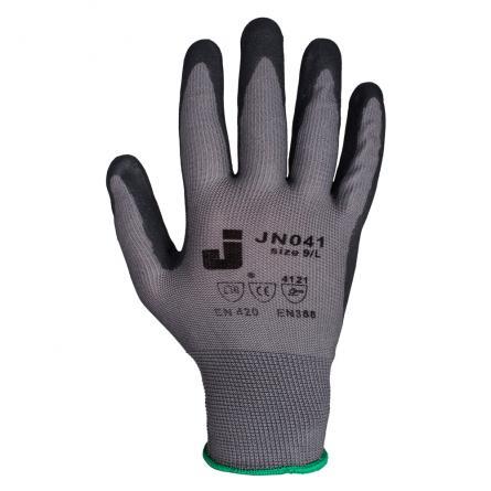 Защитные перчатки с пенонитриловым покрытием JETA SAFETY JN041