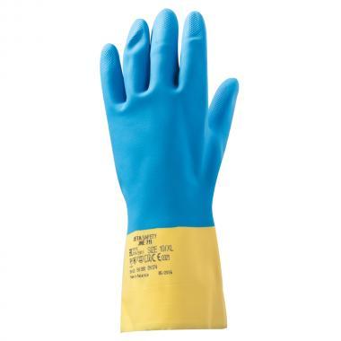 Химические неопреновые перчатки JETA SAFETY JNE711
