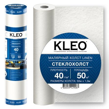 KLEO LINEN 40 Стеклохолст, 50 м