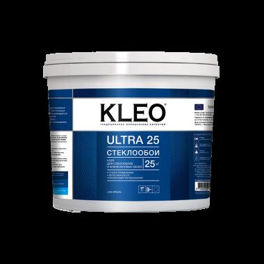 KLEO ULTRA 25 Готовый клей для стеклообоев и стеклохолста