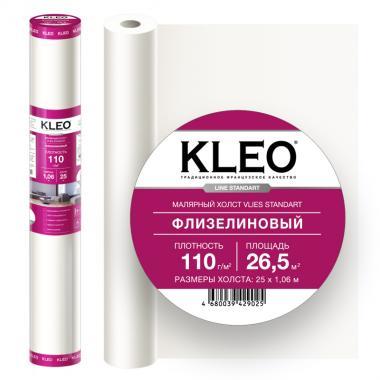 KLEO VLIES 110 Флизелиновый холст, 25 м