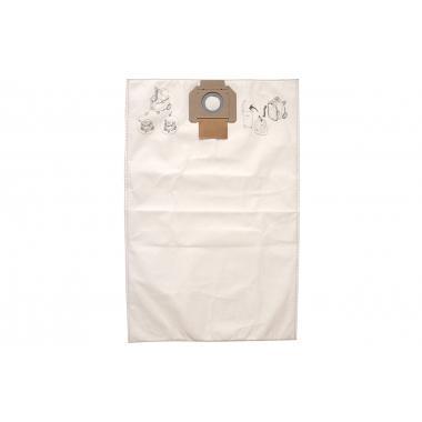 Комплект флисовых мешков для пылесосов DE 1230, 5 шт. в упаковке