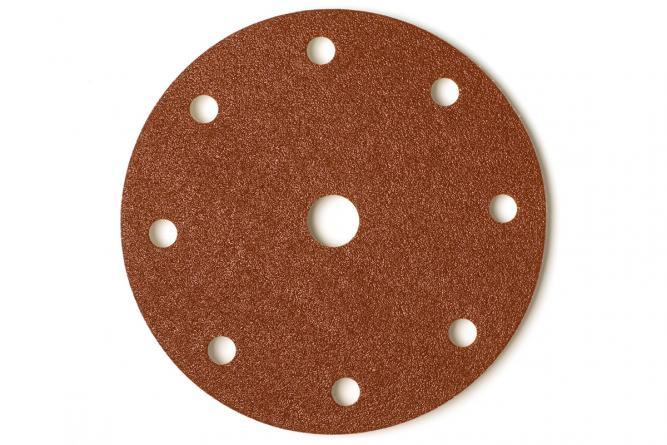 Шлифовальный материал на бумажной основе липучка COARSE CUT 150мм CEN-FTO