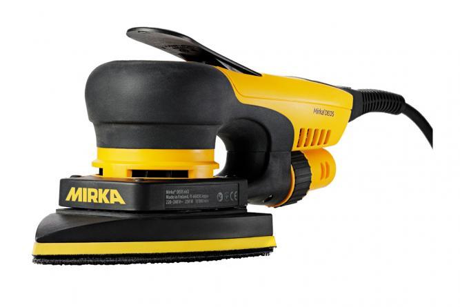 Электрическая дельта шлифовальная машинка Mirka DEOS 663CV 100x152x152мм