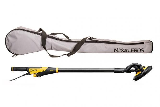 Электрическая шлифовальная машинка MIRKA LEROS 950CV Wall Sander 225mm Orbit 5,0 в чехле