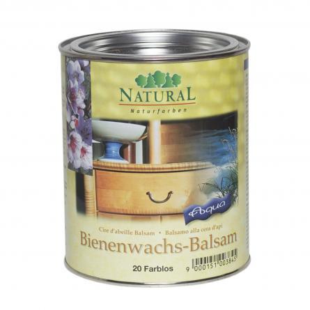 Natural BWB Aqua масло-воск ультра защита