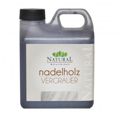 Natural Nadelholz-Vergrauer средство для состаривания древесины