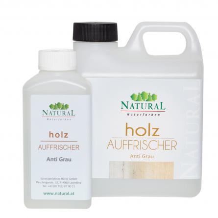 Natural Holz Auffrischer – Anti Grau средство для обновления древесины
