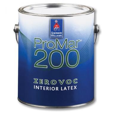 Sherwin Williams ProMar 200