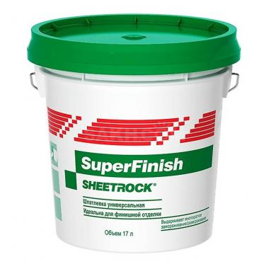 Sheetrock ALL PURPOSE Готовая шпатлевка для высококачественной финишной отделки стен и потолков