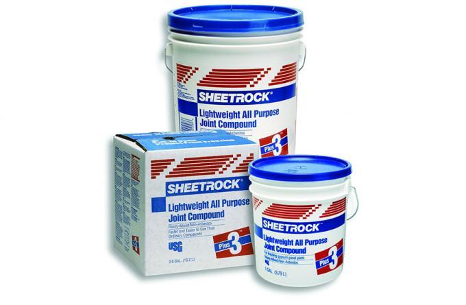 Sheetrock PLUS 3 Облегченная шпатлевка