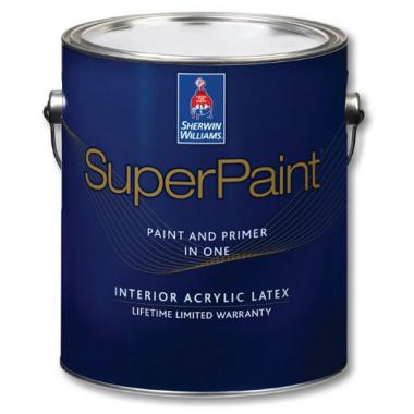Sherwin Williams Super Paint Interior