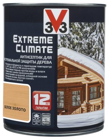 V33 Extreme Climate Экстремальная защита древесины